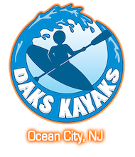 DAKS Kayaks, Paddleboards, & Eco-Shop – Ocean City, NJ